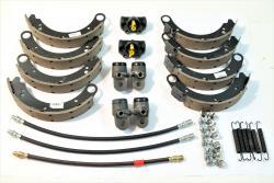 Reparatursatz Bremse UAZ469, 3151, GAZ69, Wolga M21, Pobeda, ZIM GAZ12, M20. Ohne HBZ.