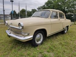 Wolga M21 GAZ Volga Original unverbastelt ohne Rost!