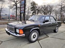 Wolga GAZ3102 Bj.82 100PS 2500ccm. Restauriert.