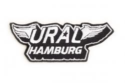 Aufnäher Ural-Hamburg.