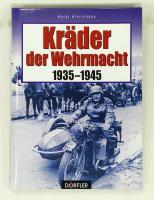 """Buch """"Kräder der Wehrmacht"""" Ural Dnepr K750 M72 BMW Zündapp"""
